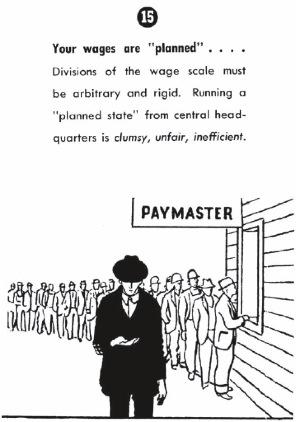 """""""Su salario se planifica"""""""