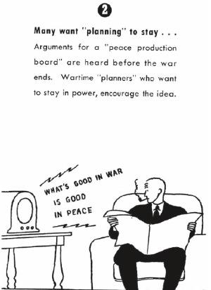 """""""Muchos quieren que la planificación se mantenga"""""""
